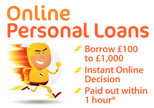 LightningDosh.co.uk - Online Personal Loans - £100 to £1000