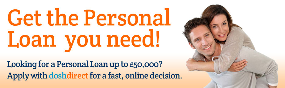 Dosh Direct 2 U - Get the Personal Loan you need!