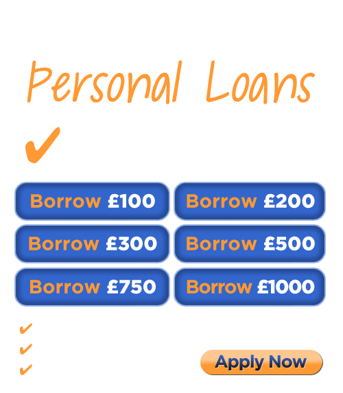Online Personal Loans - Apply Now