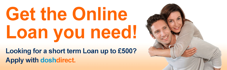 DoshDirect2U.co.uk - Get the Online Loan you need!