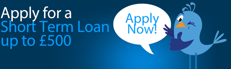 Apply for a Personal Loan up to £500